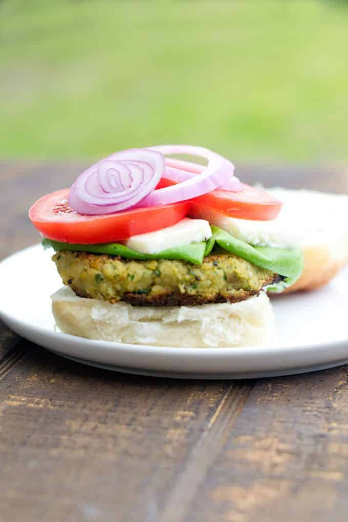 There's a little secret we uncovered for making your own falafel. So simple and it makes such a difference.