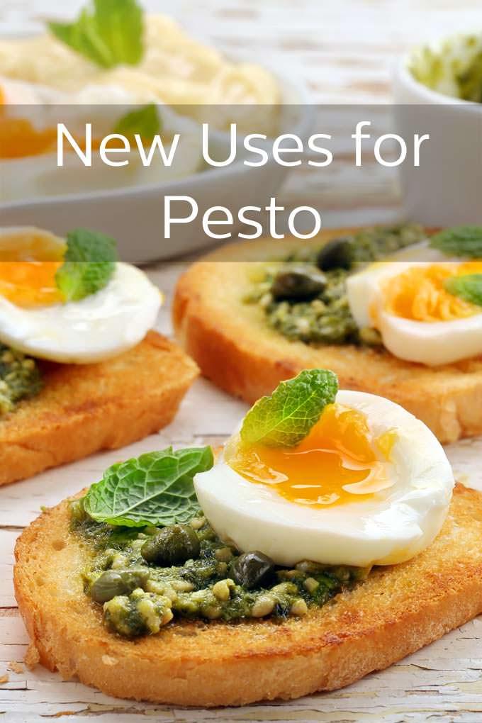 11 Creative Uses for Leftover Basil Pesto
