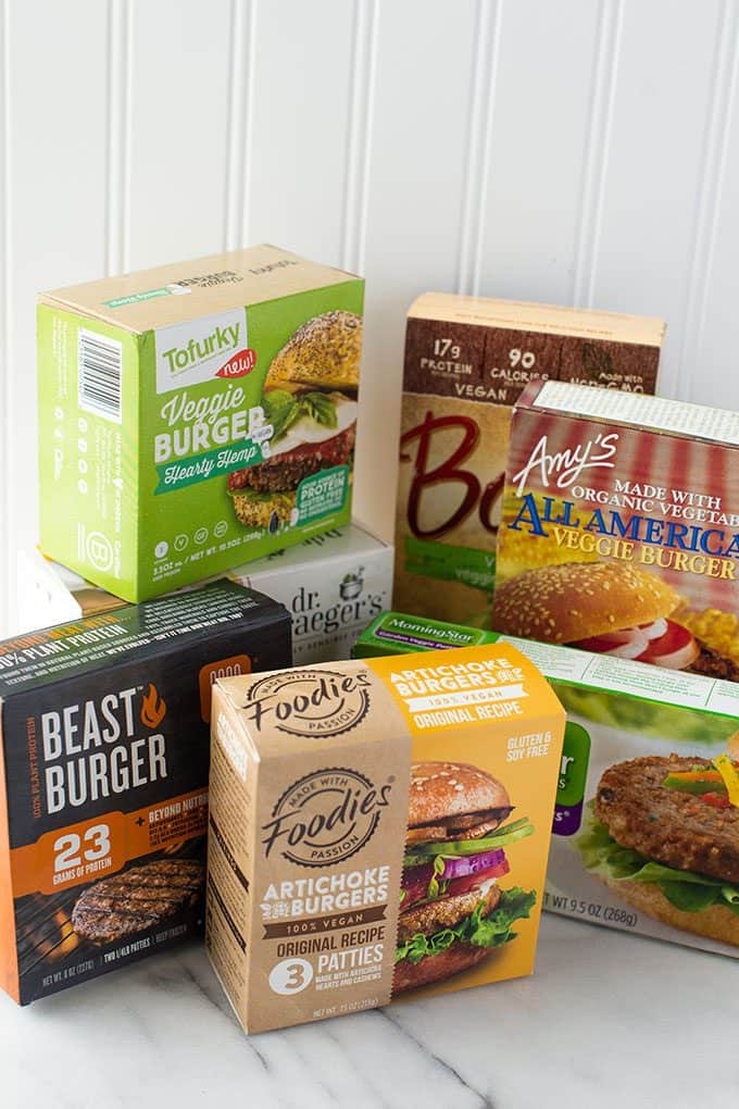 Which Store-Bought Veggie Burgers are the Best?