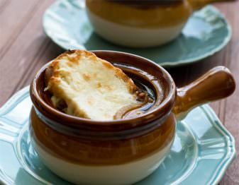 French Onion Soup with Vidalia Onions