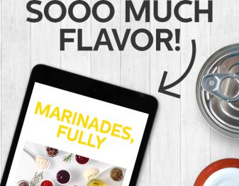 Our Marinade Ebook