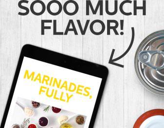 Our Marinade Ebook