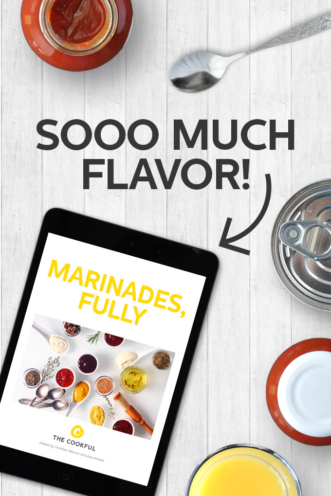 Get our Marinades ebook. It's so full of tasty recipes, how to's, tips and more!