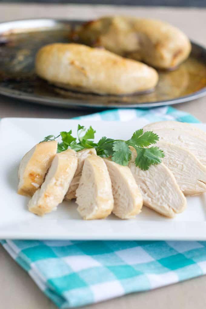 Spicy Marinated Chicken