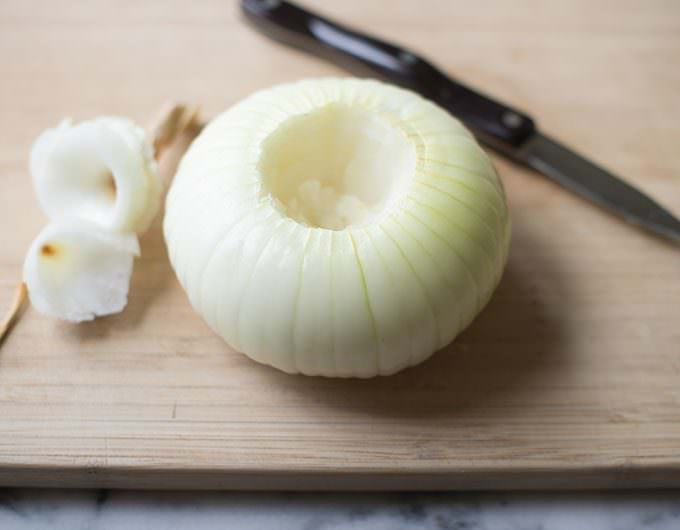 Cut Vidalia Onion