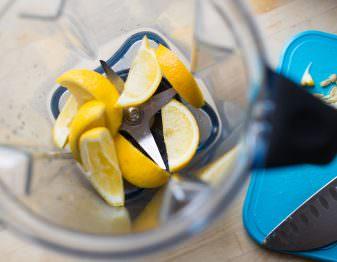 100% Whole Lemon Lemonade