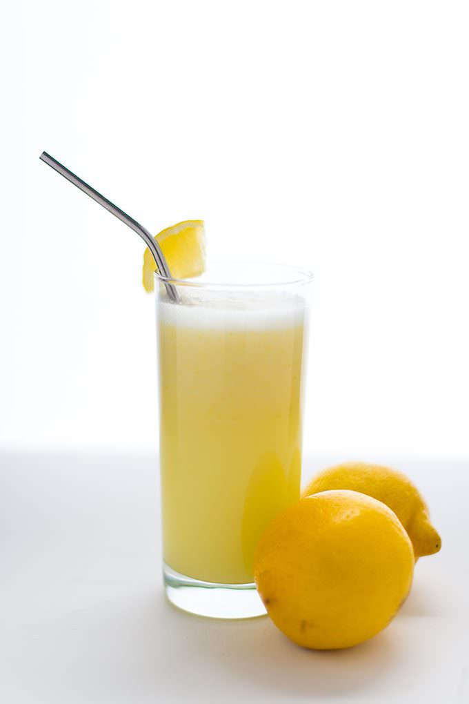 Blender Lemonade
