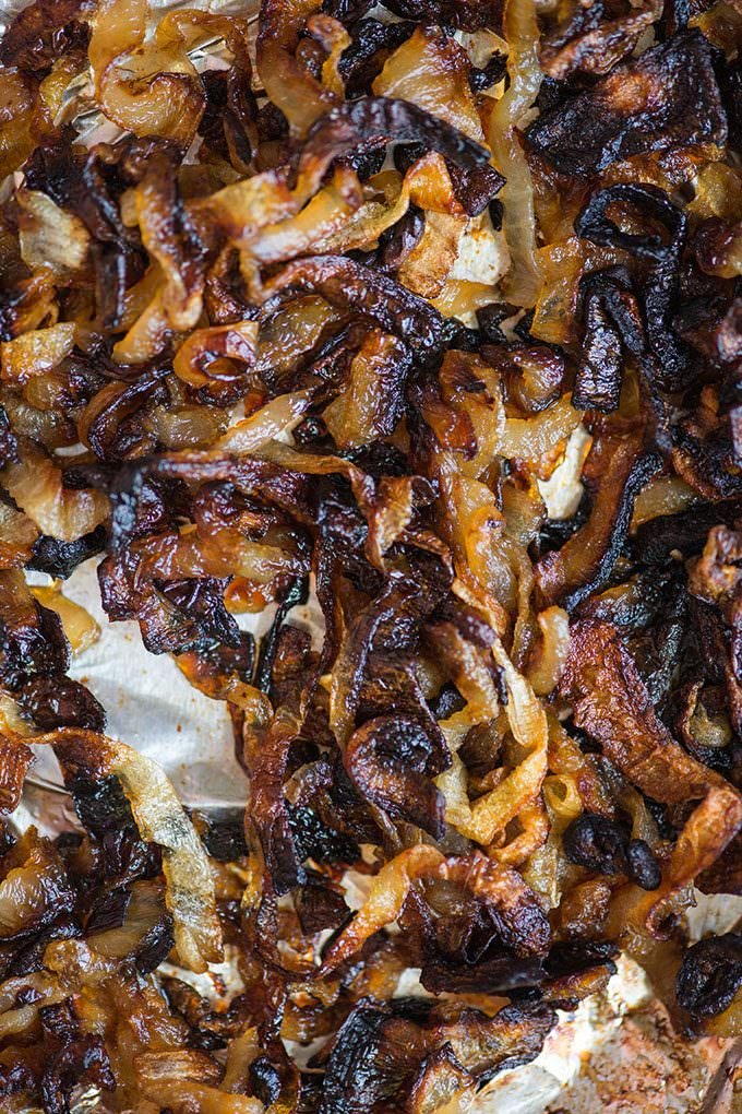 Caramelized Onions in the Oven