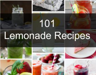 101 Lemonade Recipes