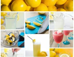 A series all about lemonade. Get all you need to know to make the best sweetly sour glass ever!