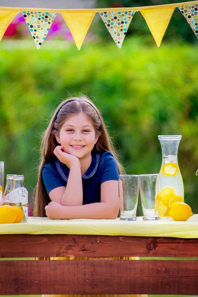 how to run a successful lemonade stand the cookful