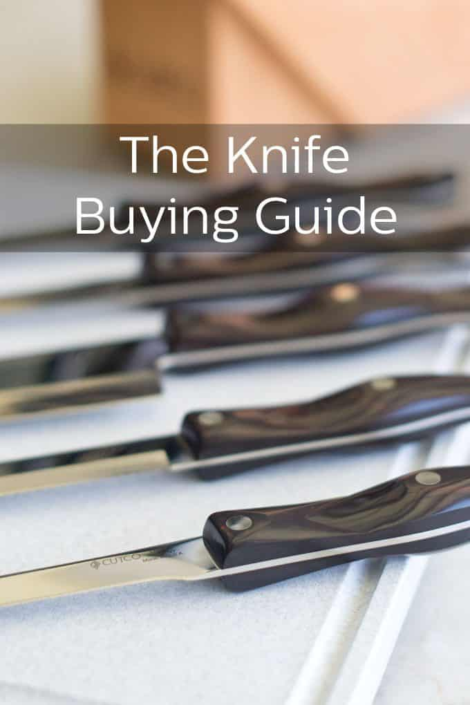 The Knife Buying Guide