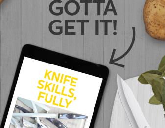 Sharpen up your knife skills!