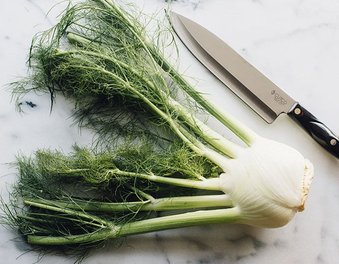 How To Cut Fennel