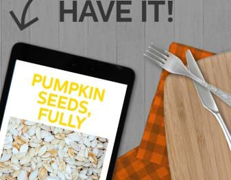 We've gathered up all of our pumpkin seed tips, tricks, how-to's and recipes and put them all into this convenient and free eBook for you