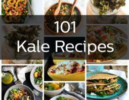 101 Kale Recipes