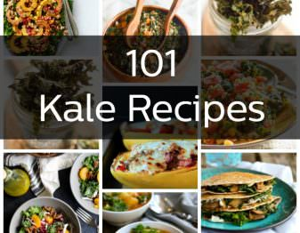 101 Kale Recipes