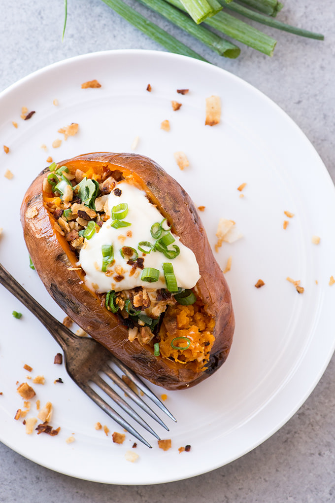 What\'s The Best Way To Cook A Sweet Potato?