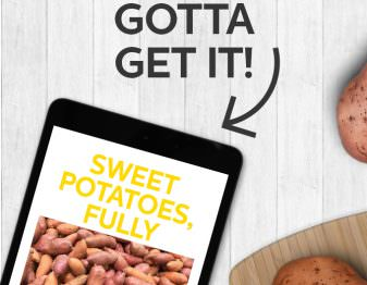 Sweet Potato Cookbook
