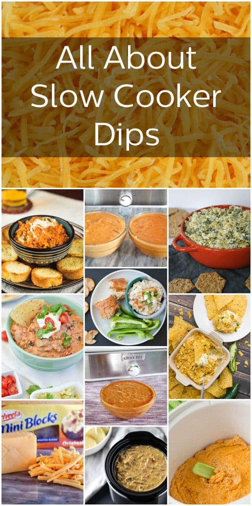 Welcome to our newest topic just in time for the Big Game! It's Slow Cooker Dips galore for the next two weeks!