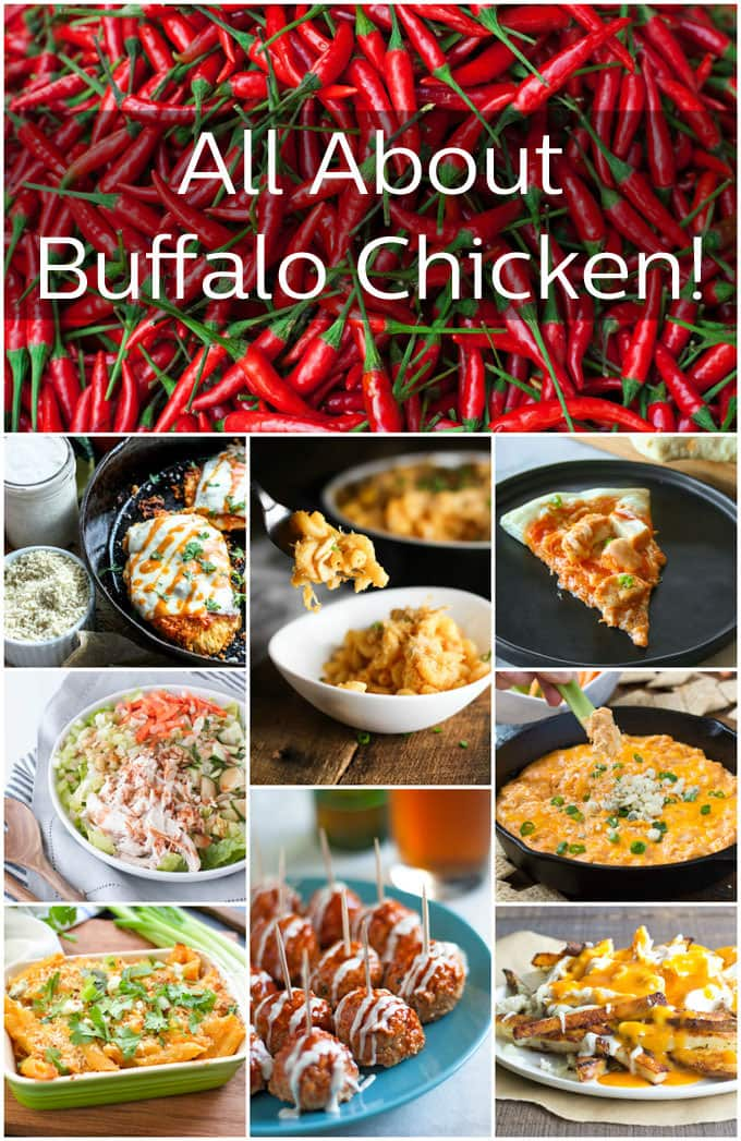 Our newest series is...Buffalo Chicken! Yee haw! It's going to be a saucy good time. Check out what we have in store for you over the next couple of weeks.