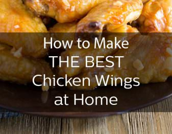 6 Tips for Making the Best Buffalo Chicken Wings in your own home