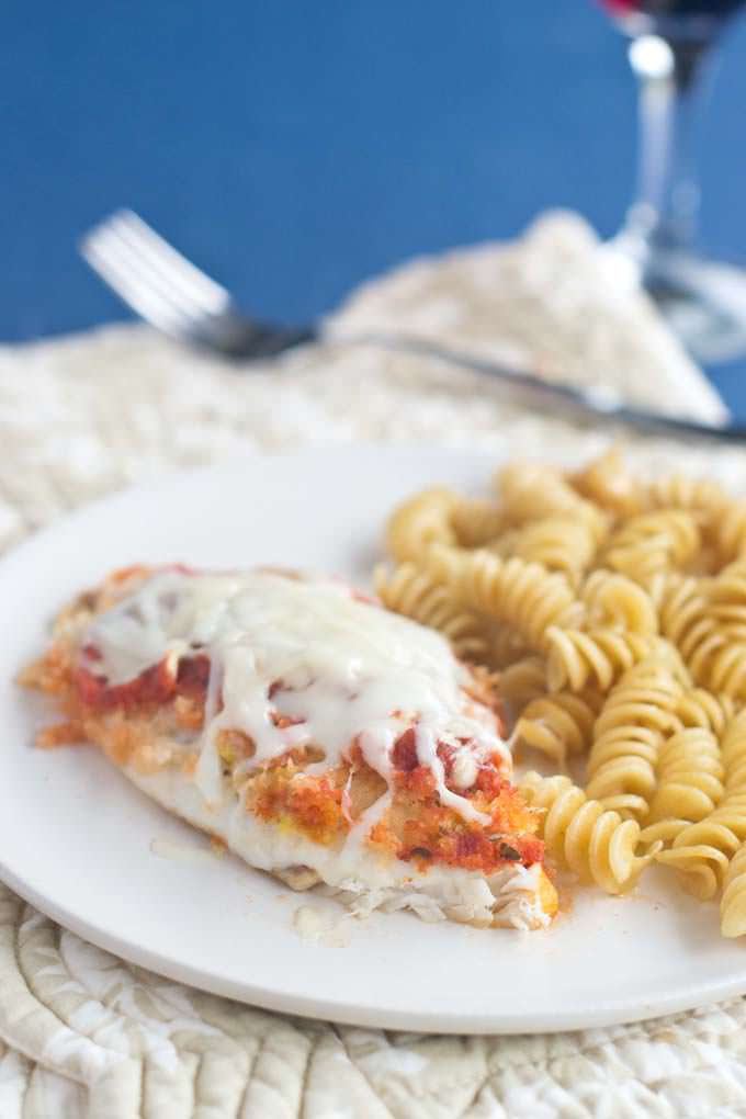 Here's a delicious twist on chicken parm. Fish Parmesan comes together with the same great Italian flavors that everyone loves.