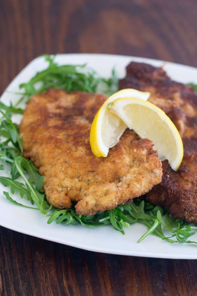 Learn the steps and all the secrets to making delicious breaded chicken cutlets. Once you've got this, you're going to be making them for all kinds of things. They're just so versatile!