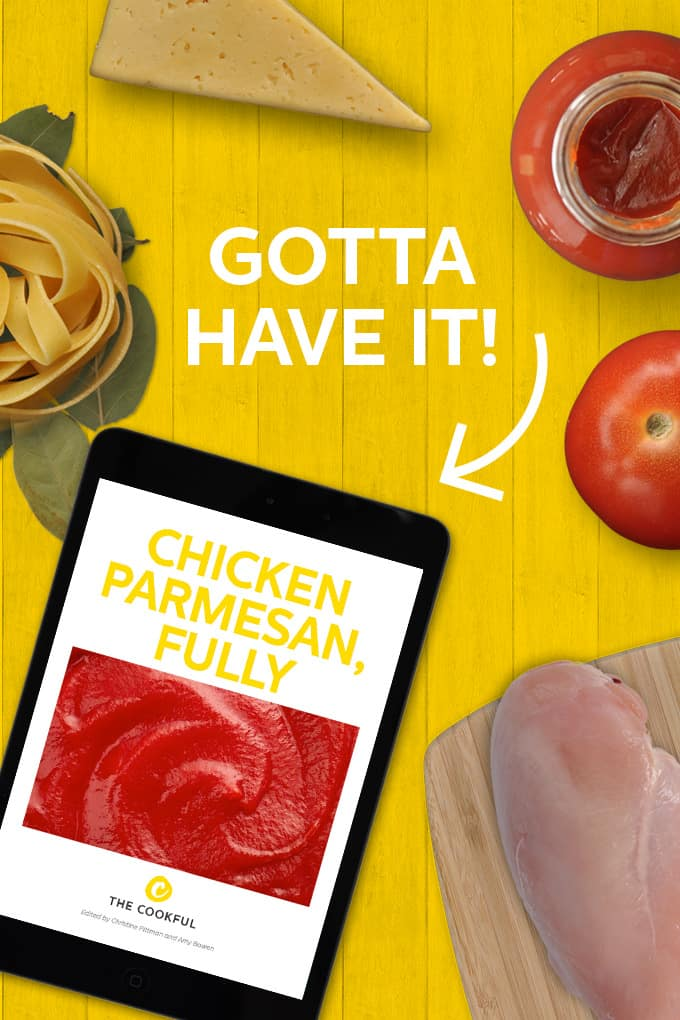 Find out everything you need to know to make the best chicken Parmesan, with recipes and ideas galore, in this gorgeous (and free!) ebook just for you.