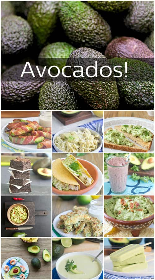 Our newest series on The Cookful is all about avocados. Rich, creamy, delicious and so versatile. Let's dig in!