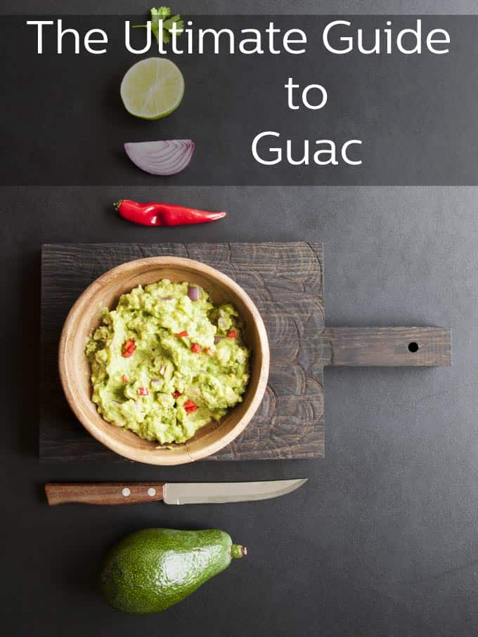 Our secret ingredients will wow you. Make the best ever guacamole ever! For real.