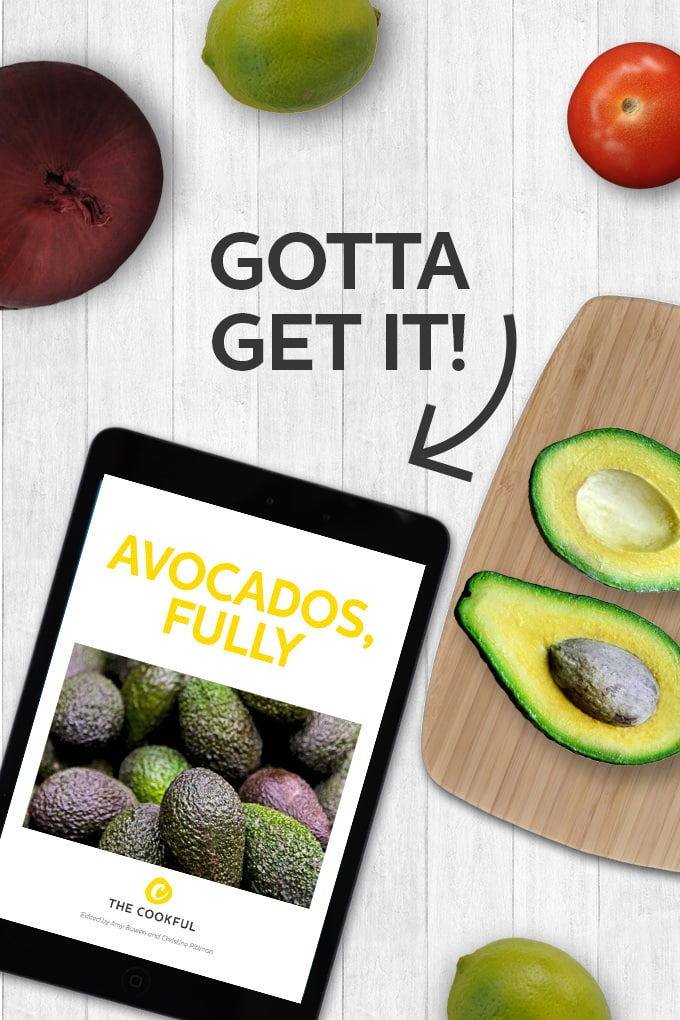Our new avocado ebook the cookful find out everything you need to know to make the most out of luscious avocados with recipes and ideas galore in this gorgeous and free ebook just for fandeluxe Document