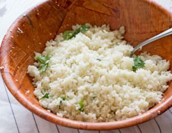 Cauliflower Rice Introduction