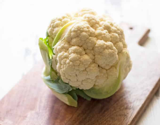 Let's get ready to CRUMBLE! Find out how to make your own cauliflower rice in two different ways.