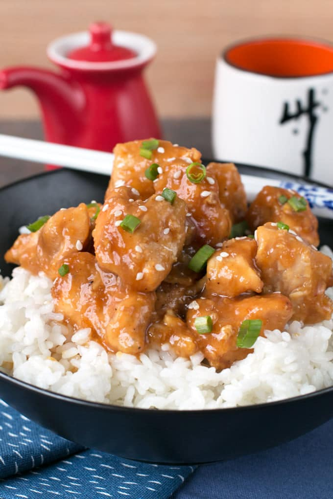 Skip the takeout menu and let your slow cooker deliver Orange Chicken instead.