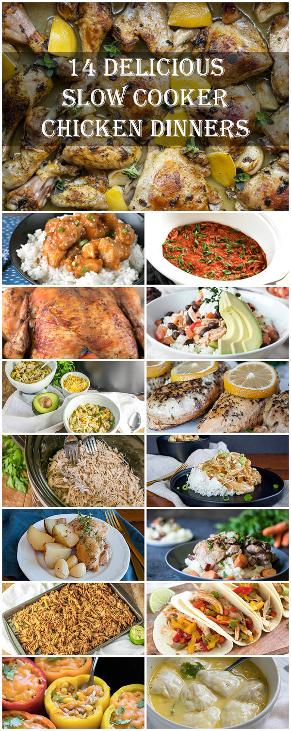 We're here to rescue your weeknight meals with the top slow cooker chicken recipes for busy nights.