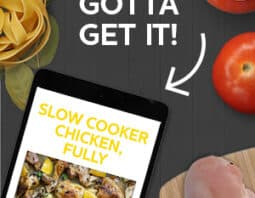 Our Slow Cooker Chicken Ebook is Out!