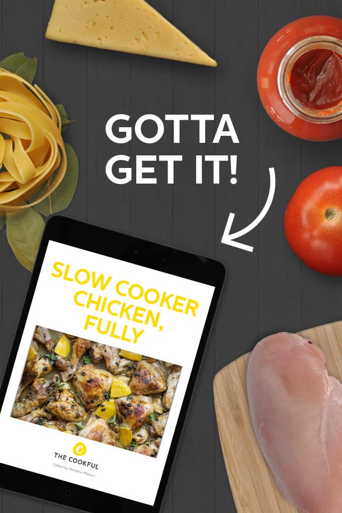 Find out everything you need to know to make the most out of comforting slow cooker chicken dinners, with recipes and ideas galore, in this gorgeous (and free!) ebook just for you.