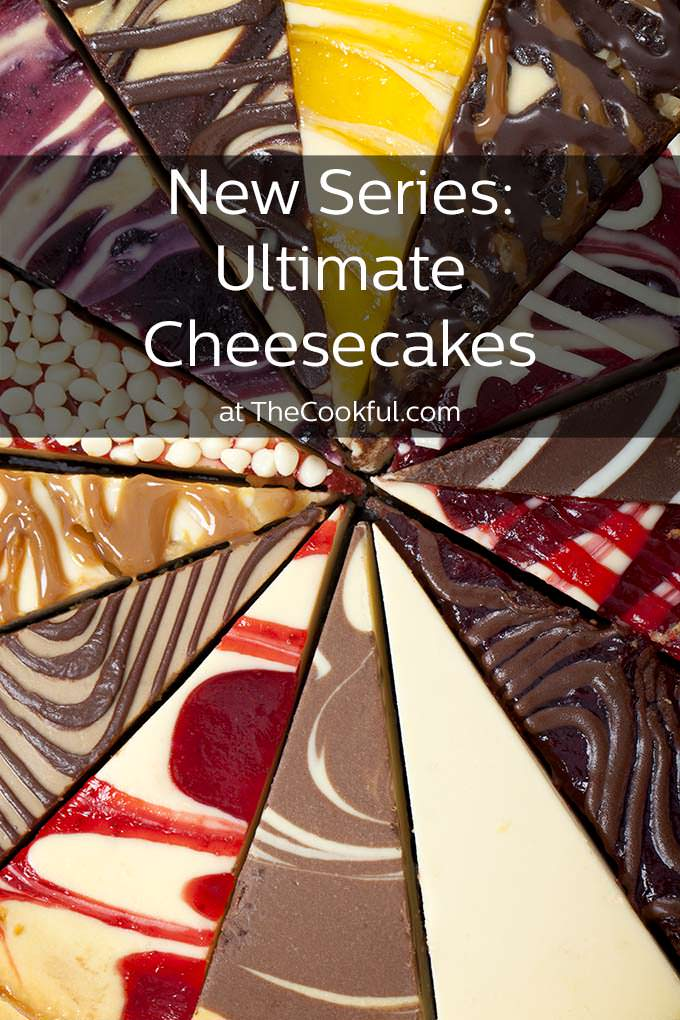 We're jumping into the holiday season with everyone's favorite decadent dessert: Cheesecake! We have classic recipes, new variations and so many ideas. Join us for a tasty ride!