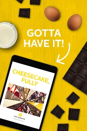 Our Cheesecake Ebook is Out!