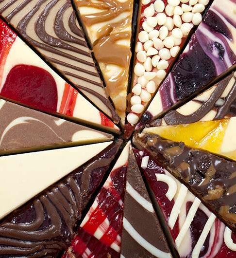 New series: Cheesecake!