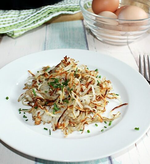 Best Homemade Hash Browns