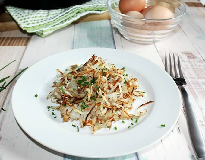 How To Make The Best Homemade Hash Browns The Cookful