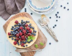 Ten Tips for Perfect Cheesecake