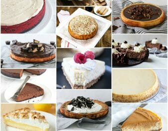 17 Delicious cheesecake recipes