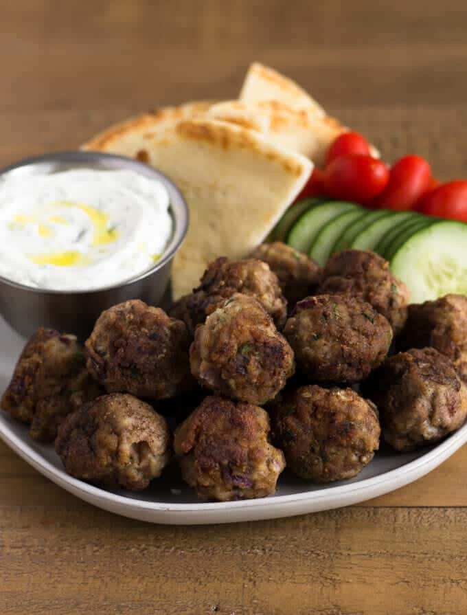 You won't need an excuse to add Greek Keftedes to your menu. One taste of these Greek meatballs and your family will ask for them all the time.