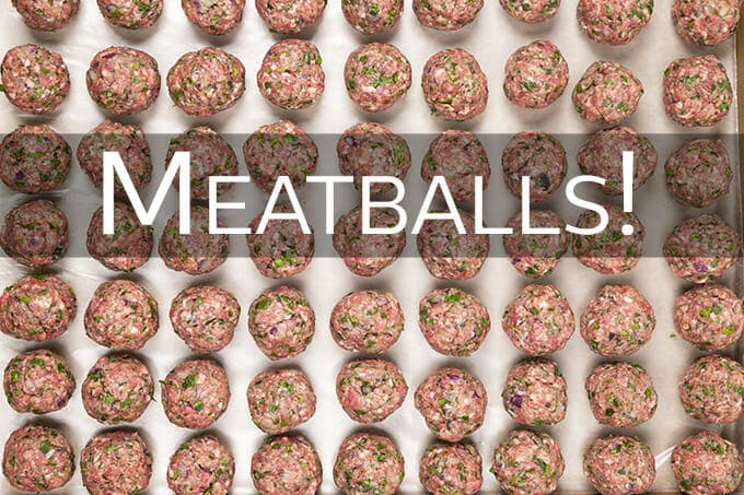 It\'s Game Time, Meatballs! Let\'s Do It!