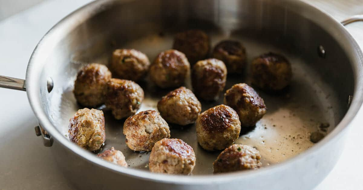How To Make Meatballs The Cookful