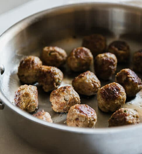 How to Make Meatballs