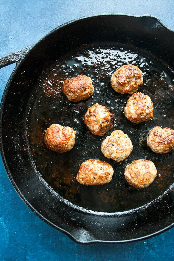 This simple kitchen hack means your family can have homemade meatballs no matter how busy your day is.